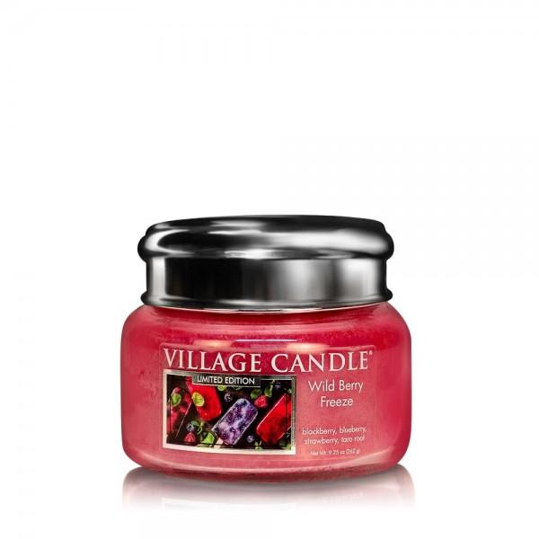 Wild Berry Freeze 11oz LE 2-Docht Village Candle