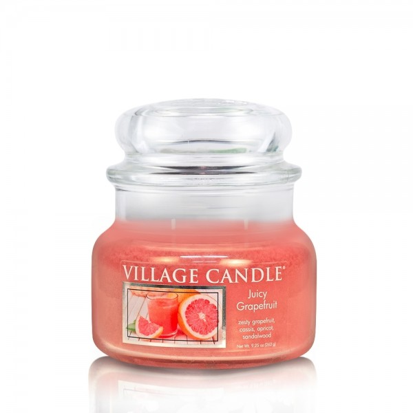 Juicy Grapefruit 11 oz (2-Docht) Village Candle