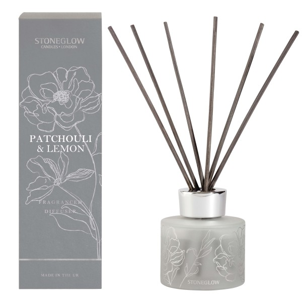 Day Flower Patchouli & Lemon Reed Diffuser 120ml