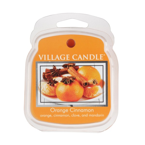 Orange & Cinnamon Melts