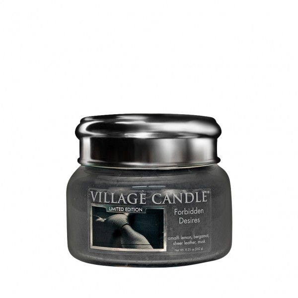 Forbidden Desires 11oz LE 2-Docht Village Candle