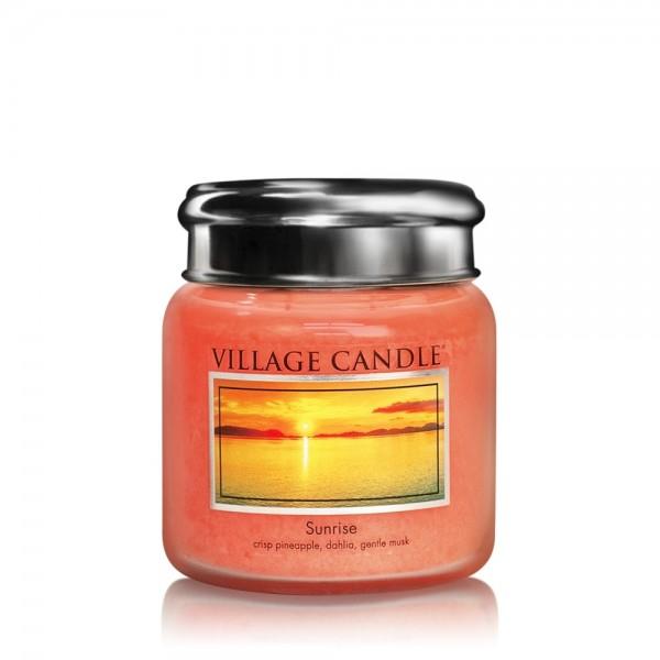 Surnise 16 oz Glas (2-Docht) Village Candle