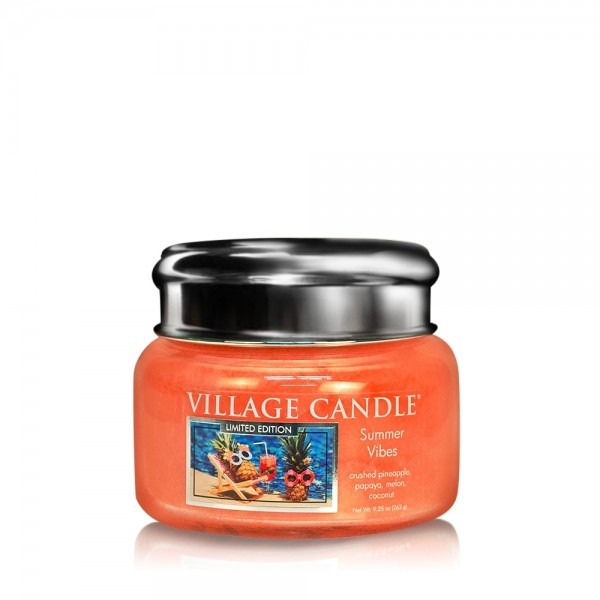 Summer Vibes11 oz LE (2-Docht) Village Candle