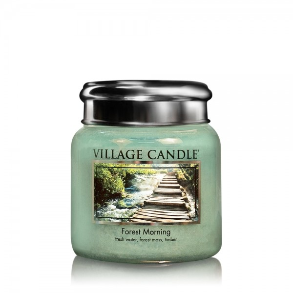 Forest Morning 16oz 2-Docht Village Candle