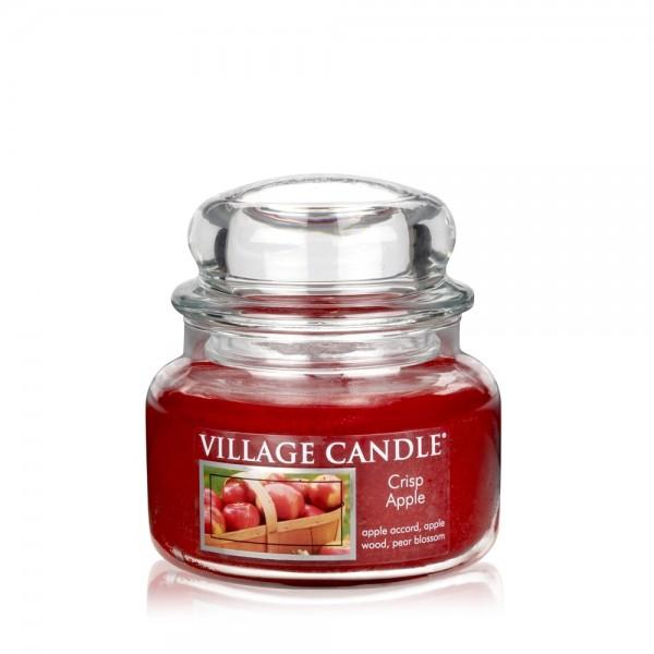 Crisp Apple 11 oz Glas (2-Docht) Village Candle