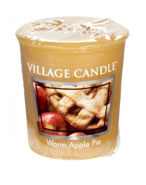 Warm Apple Pie Votivkerze