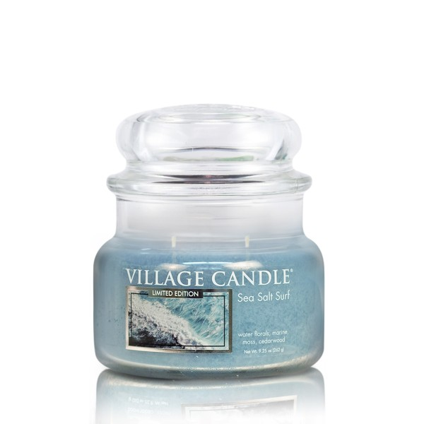 Sea Salt Surf 11 oz LE (2-Docht) Village Candle