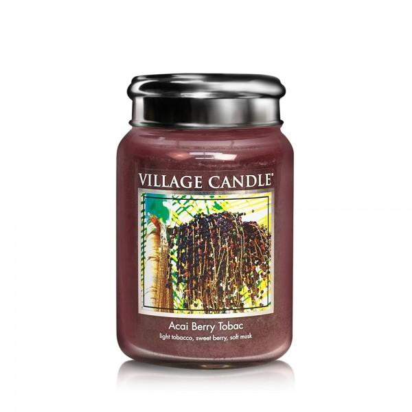 Acai Berry 26oz 2-Docht Village Candle