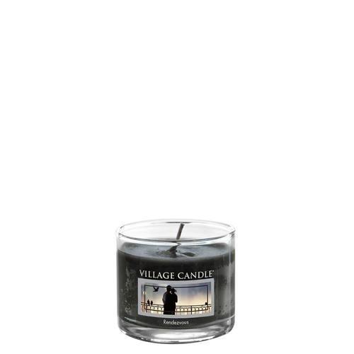 Rendezvous mini glas Village Candle