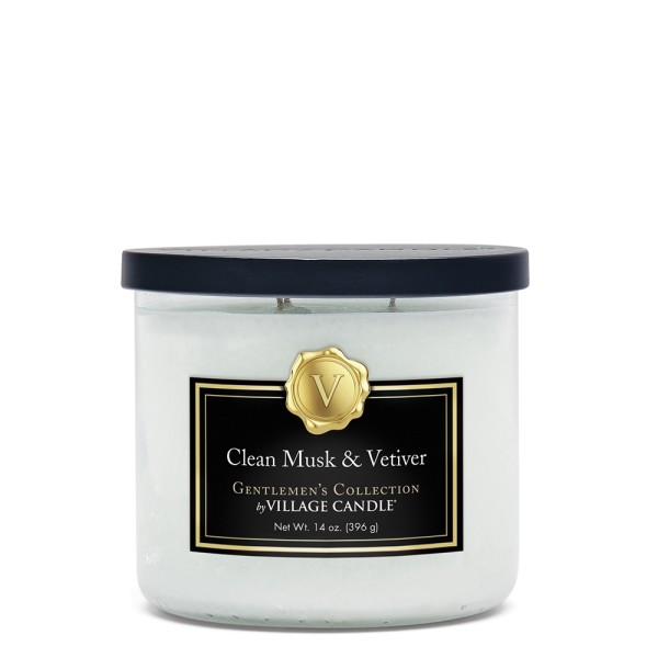 Clean Musk & Vetiver Gentleman`s Collection 396g