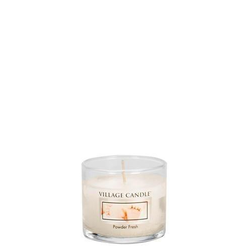 Powder Fresh mini glas Village Candle