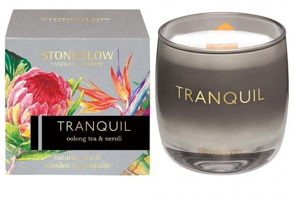 TRANQUIL - oolong tea & neroli Kerze