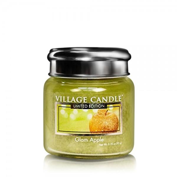 Glam Apple 16oz LE 2-Docht Village Candle