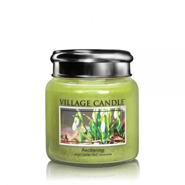 Awakening 16 oz Glas (2-Docht) Village Candle