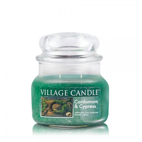 Cardamon & Cypress 11oz LE 2-Docht Village Candle