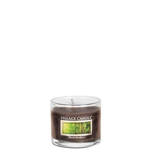 Black Bamboo mini glas Village Candle