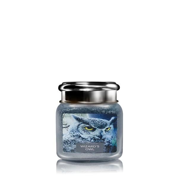 Wizard`s Owl 3.75 oz Glas Village Candle