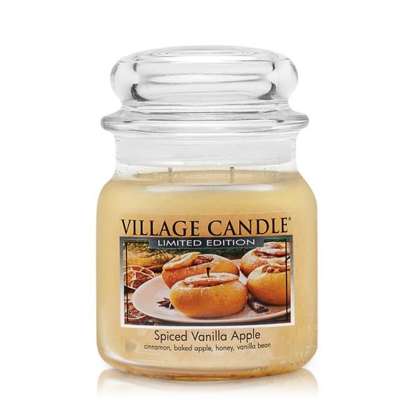 Spiced Vanilla Apple 16 oz LE Glas (2-Docht) Villa