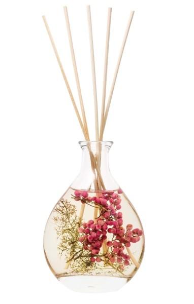 Pink Pepper Flowers Diffuser 200ml Geschenksverp.