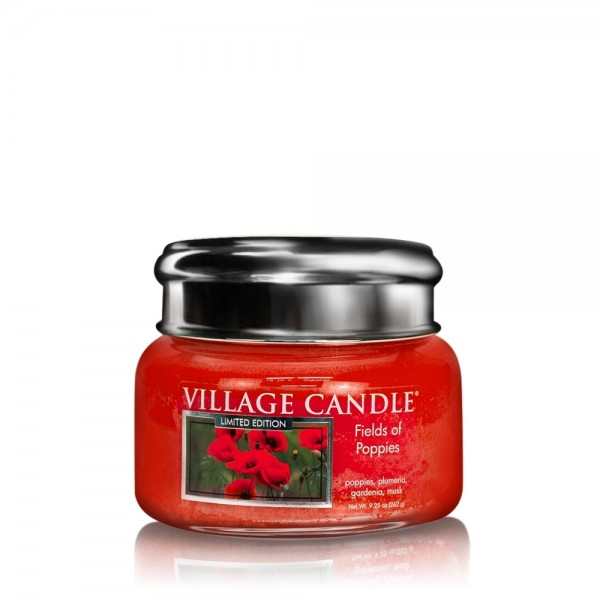 Fields of Poppies 11 oz LE (2-Docht) Village Candl