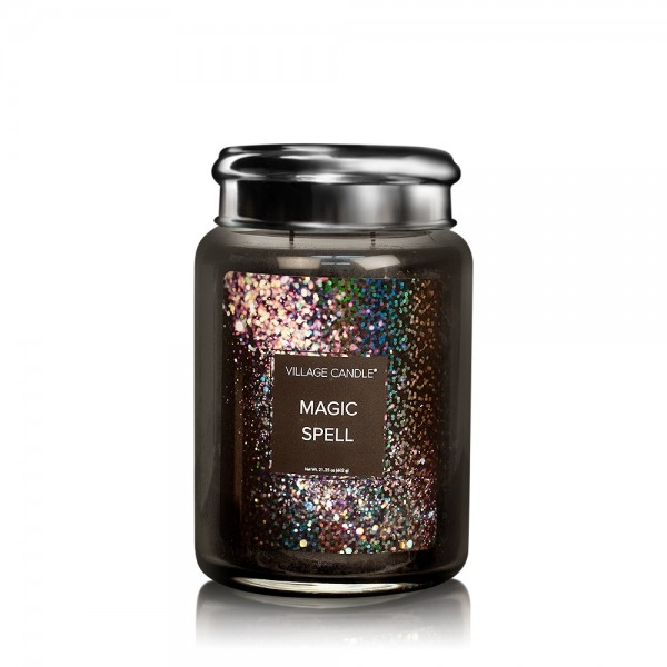 Magic Spell 26 oz Glas (2-Docht) Village Candle