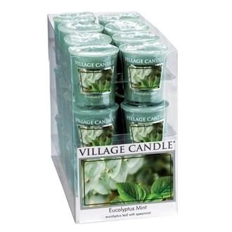 Eucalyptus Mint Votivkerze