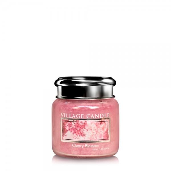 Cherry Blossom 3.75 oz Glas Village Candle