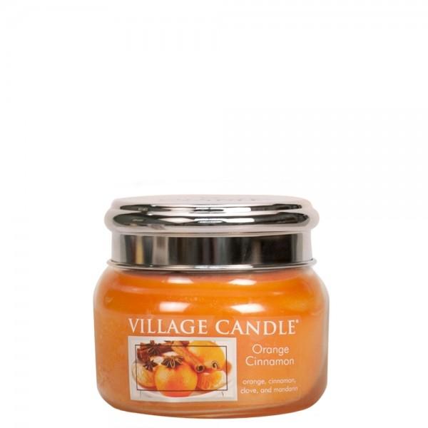 Orange & Cinnamon 11 oz Glas (2-Docht)