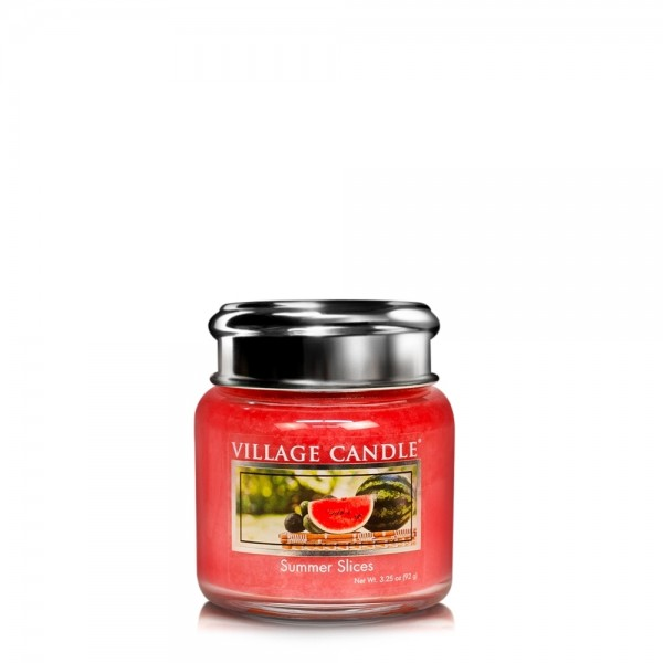 Summer Slices 185g Village Candle