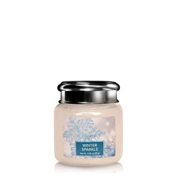 Winter Sparkle 3.75 oz Glas Village Candle