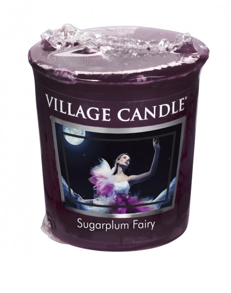 Sugarplum Fairy Votivkerzen Village Candle