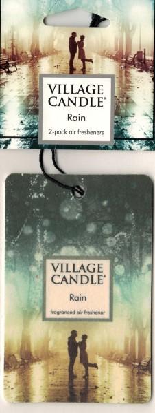 Rain Autoduft Village Candle 2 Stück