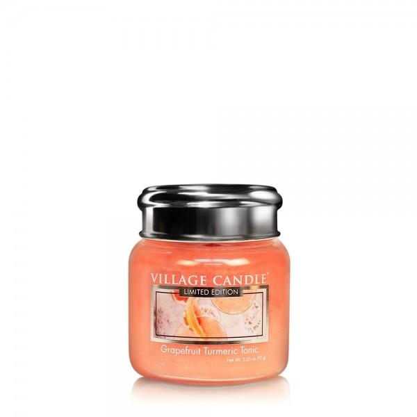 Grapefruit Turmeric 3.75 oz LE Glas Village Candle
