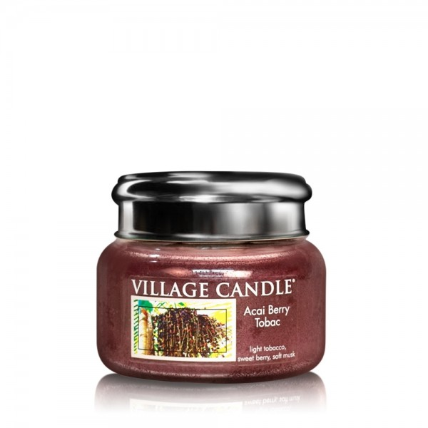 Acay Berry 11 oz (2-Docht) Village Candle