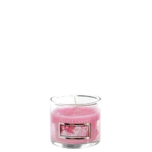 Cherry Blossom Mini Glas Village Candle