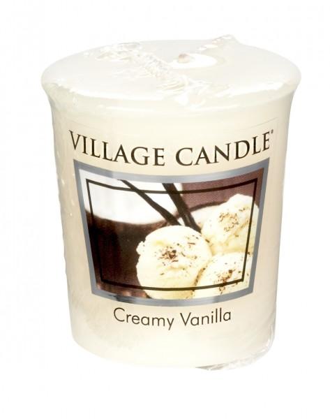Creamy Vanilla Votivkerze
