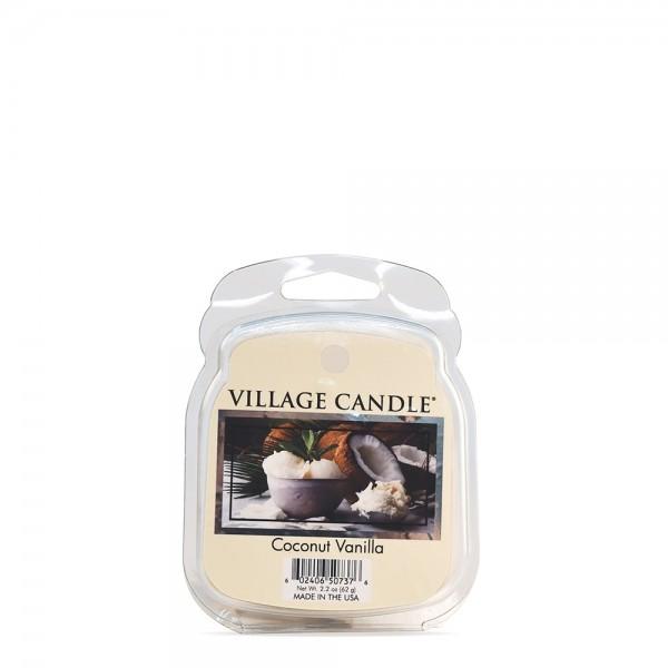 Coconut Vanilla Melts