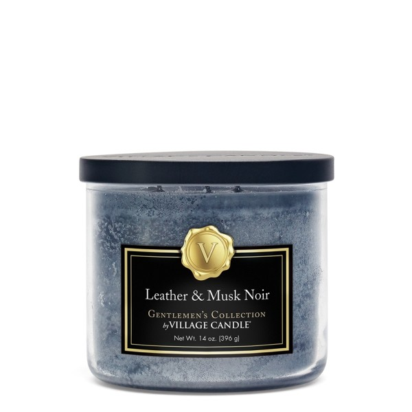 Leather & Musk Noir Gentleman`s Collection 396g