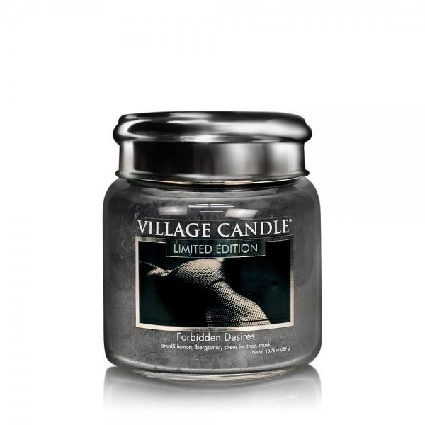 Forbidden Desires 16oz LE 2-Docht Village Candle