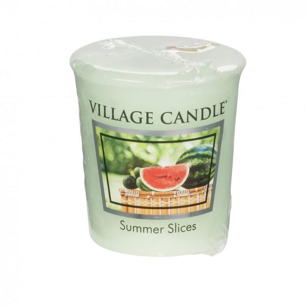 Summer Slices Votivkerze