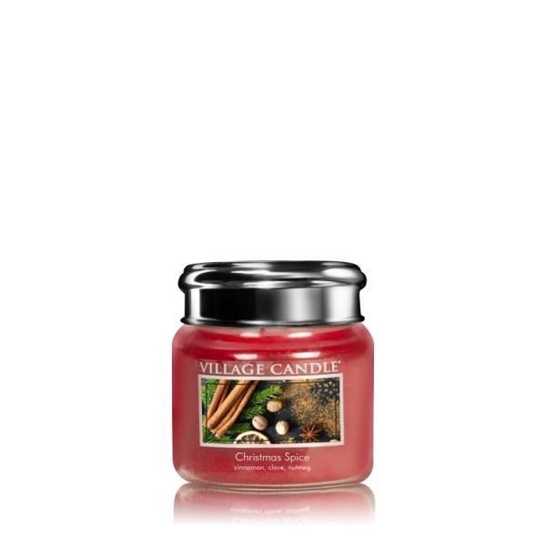 Christmas Spice 3.75 oz Glas Village Candle