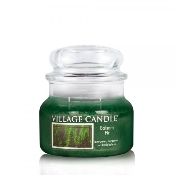 Balsam Fir 11oz 2-Docht Village Candle