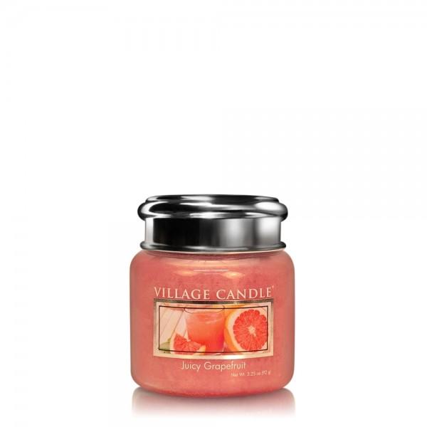 Juicy Grapefruit 3.75 oz Glas Village Candle