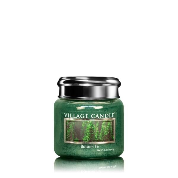 Balsam Fir 3.75 oz Glas Village Candle