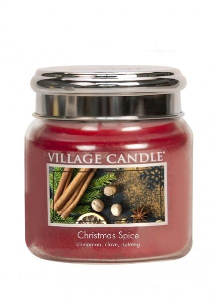 Christmas Spice 16 oz Glas (2-Docht)