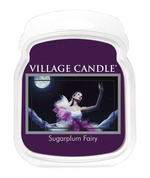 Sugarplum Fairy Melts Village Candle