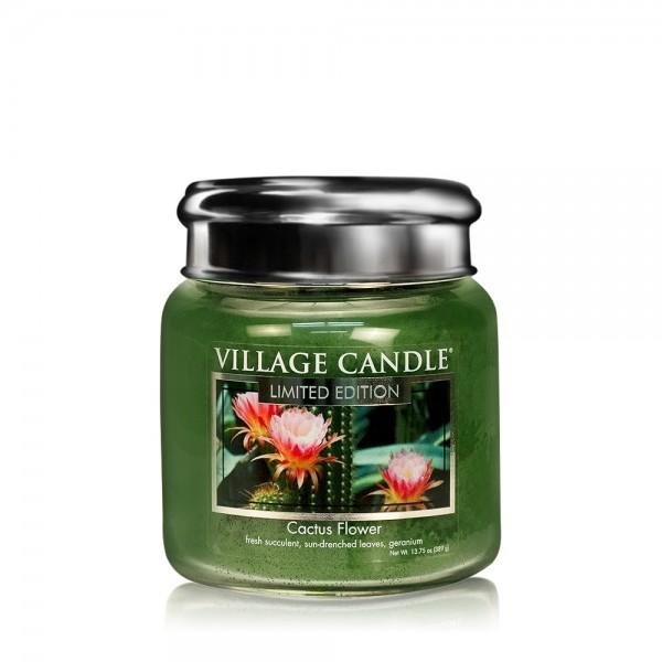 Cactus Flower 16oz LE 2-Docht LE Village Candle