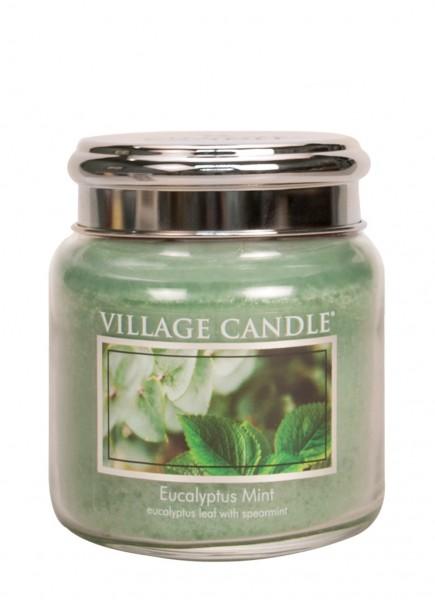 Eucalyptus Mint 16 oz Glas (2-Docht)