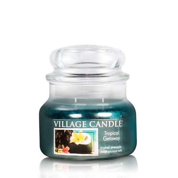 Tropical Getaway 640g Village Candle