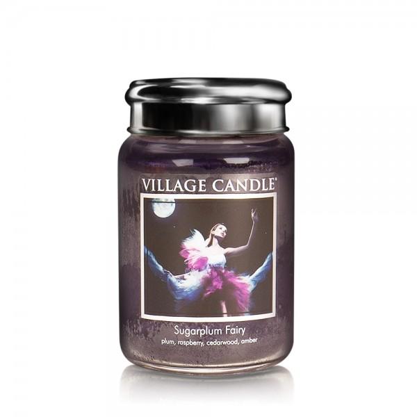 Sugarplum Fairy 26oz 2-Docht Village Candle